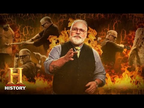 Forged in Fire Dave Baker Answers Fan Questions  Exclusive  History
