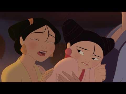 Mulan 2 - I Wanna Be Like Other Girls HD | 1080p