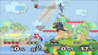 [TAS] – Perfect Yoshi vs Lvl.9 CPUs