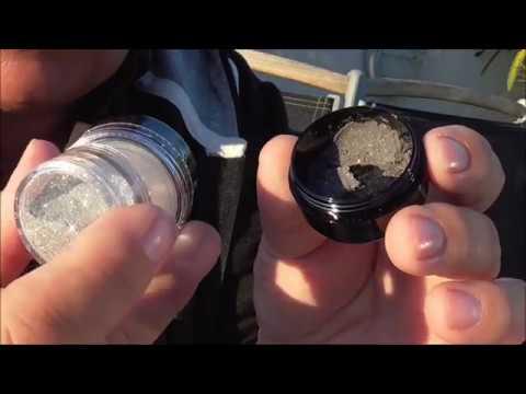 Silverwoman-Tipp: Stark glitzernder Lidschatten von MÄC und DIY makeupcoach