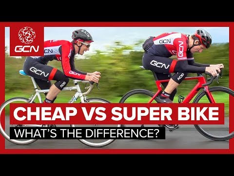 Cheap Bike Vs. Super Bike | What's The Difference?