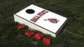 How to play Corn Hole Toss