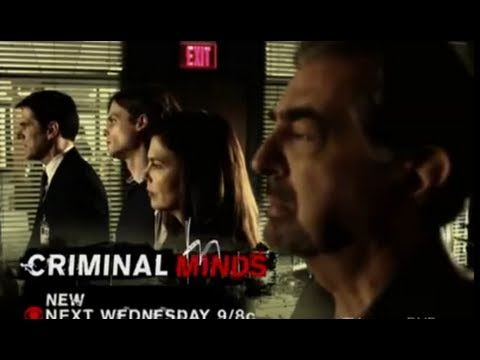 Criminal Minds Promo - Criminal Minds 8x21 Promo