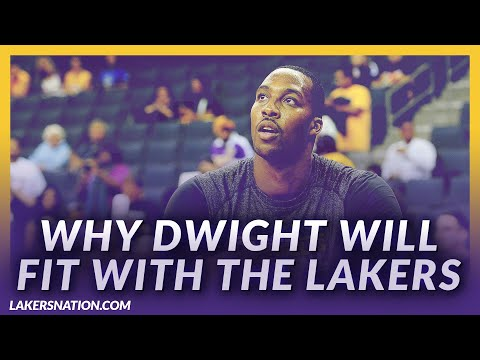 Video: Lakers Nation Podcasts: Is Dwight A Good Fit For The Lakers