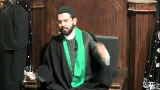 "12th Night of Muharram: ""The Weapon of The Believer: Du'a"" by Syed Zaffar Abbas"
