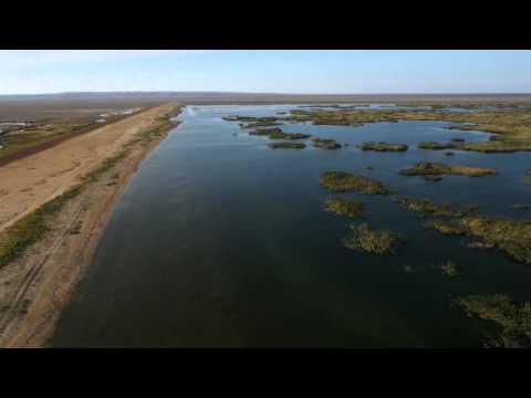 Видео про Аральское море
