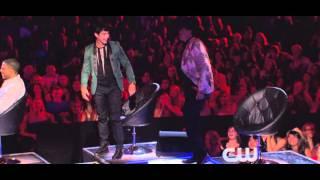 The Next Sneak Peek - Joe Jonas Flashes His Underwear