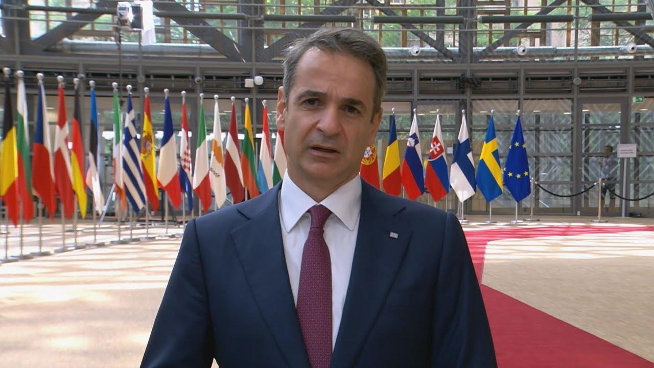 Kυρ. Mητσοτάκης: Δεν μπορούμε να αντέξουμε να εμφανιστούμε διαιρεμένοι ή αδύναμοι