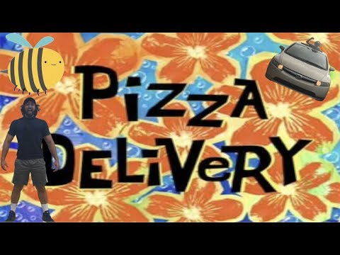 My friend did a shot for shot remake of the Pizza Delivery episode from Spongebob!