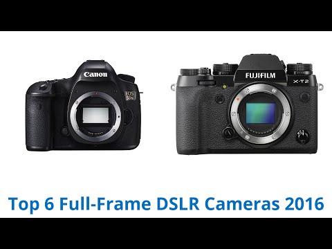 6 best full frame dslr cameras 2016
