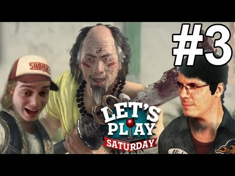 grenades - Subscribe to Smosh Games! http://smo.sh/SubSmoshGames After exploding some zombies and exploring a hotel, we go to meet a crazy, old man. The problem is he d...