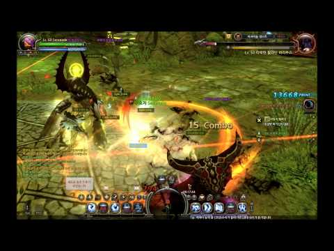 Dragon Nest - Blade Dancer Solo Archbishop Nest