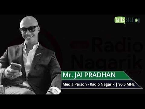Mr. Jai Pradhan - I Am My Own Startup | Talks Station | Season III Episode 4
