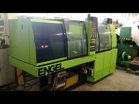 Plastics Injection Molding Machine ENGEL ES 200/40 HLS 1995