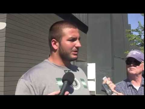 Hroniss Grasu Interview 7/18/2013 video.