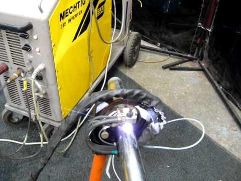 ESAB Mechtig 315 Orbital Welding Machine from Westermans International