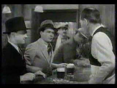 Heilmann's Old Style Beer commercial with Jimmy Cagney