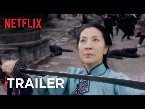 Netflix Releases First Trailer For Crouching Tiger Hidden Dragon Sword of