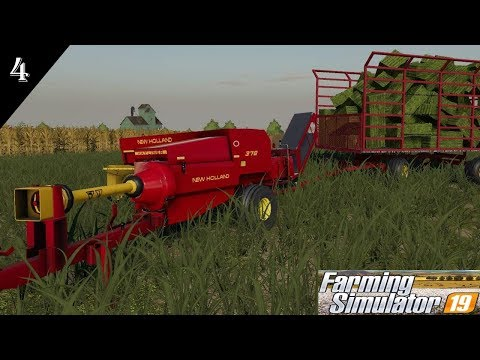 New Holland 378 small square baler v1.0