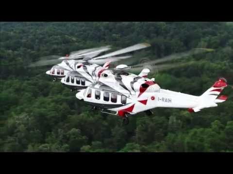 Leonardo Helicopter - Civil Aircraft