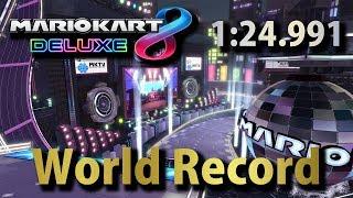 スペクトロナイザー! Hey guys, it's Dinostraw here back with some more Mario Kart 8 Deluxe. I've been waiting to use this song for...