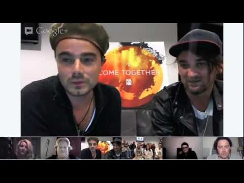Fans &quot;hangen&quot; met Kane tijdens single presentatie [G+ Hangout]