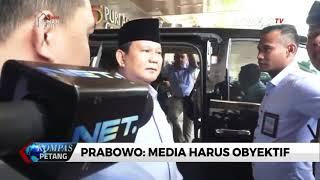 Video Detik-detik Prabowo Sampaikan Kekesalannya Terkait Pemberitaan Aksi Reuni 212 MP3, 3GP, MP4, WEBM, AVI, FLV Juli 2019
