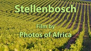 Stellenbosch South Africa  city images : Stellenbosch SD - South Africa Travel Cahnnel 24