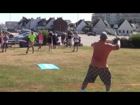 Speed badminton - The speed badminton Calais