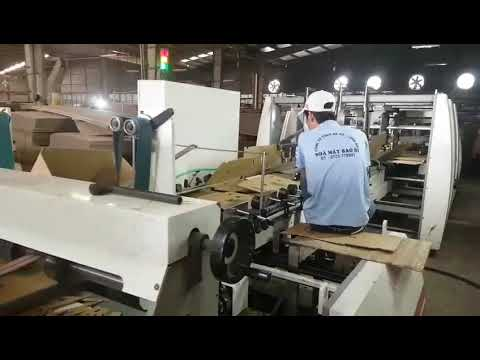 máy dán thùng tự động