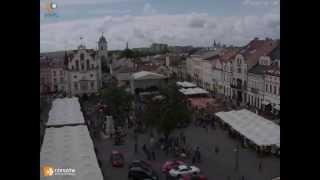 Rynek Rzeszów: Juwenalia 2014 Timelapse