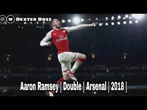 Aaron Ramsey | Double | Arsenal | 2018 |