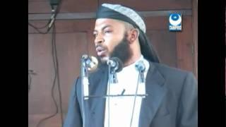 Muhadhara MADA  UMOJA Prt  2 Sheikh Hamza Mansoor By  Ahmed Sh  Alhlusuna Waltowhiid TV Mwanza Tanza