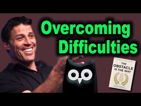 The Obstacle Is The Way — How To Overcome Life Challenges — Animated Book Review