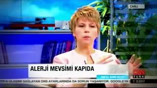 'Çocuklar ve Alerji 'Prof.Dr. Yonca Tabak Hafta Sonu Keyfi'ne Konuk Oldu!