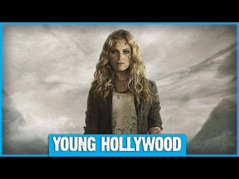 100's! - Lovely Aussie actress Eliza Taylor pays a visit to the YH Studio to scoop us on all the thrilling things to expect on Season 2 of The CW sci-fi hit
