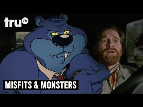 Bobcat Goldthwait's Misfits & Monsters - Not-So-Nice Bubba the Bear | truTV