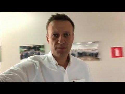 Russland: Razzien gegen Nawalnys Anhänger - Wohnungen und Büros durchsucht