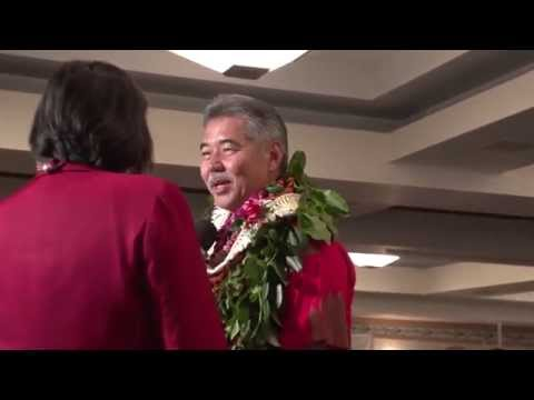 David Ige Elected Governor of Hawaii