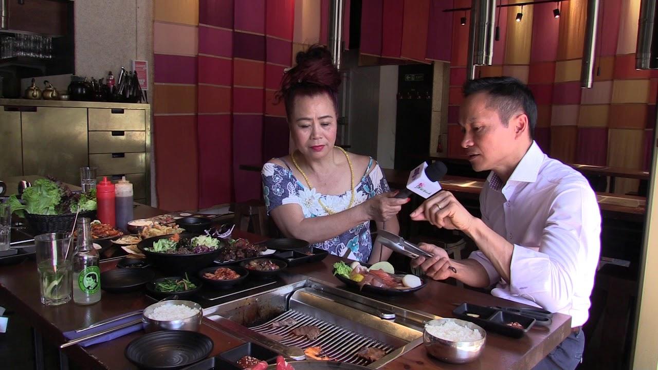 VIDEO: SẢN PHẨM LÒ NƯỚNG KHÔNG KHÓI BBIQ TẠI QUÁN HÀN QUỐC