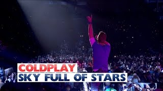 Coldplay - 'A Sky Full Of Stars' (Live at The Jingle Bell Ball 2015) Video