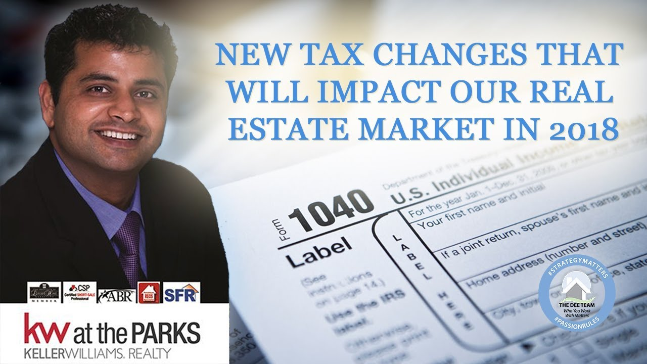 How Will the New Tax Changes Affect You?