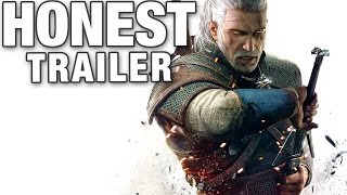 Download Youtube: THE WITCHER 3 (Honest Game Trailers)