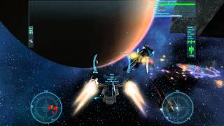 Vendetta Online (3D Space MMO) YouTube video
