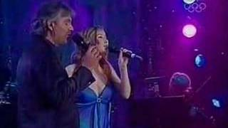 Video Andrea Bocelli & Hayley Westenra -- Vivo Per Lei MP3, 3GP, MP4, WEBM, AVI, FLV September 2018