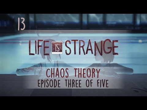 Let's Play Life Is Strange - Ep.13 - Chaos Theory - Girl on Girl Action!