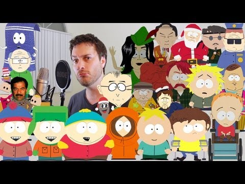 South Park in 2 Minutes