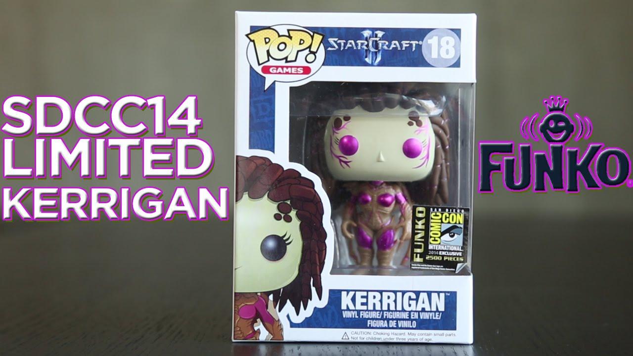 Kerrigan SDCC 2014 Exclusive Funko Pop!
