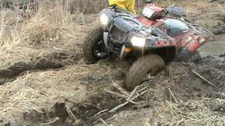 10. Polaris Sportsman XP 850 EFI