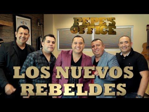 LOS NUEVOS REBELDES CON NUEVO DISCO - Pepe's Office - Thumbnail